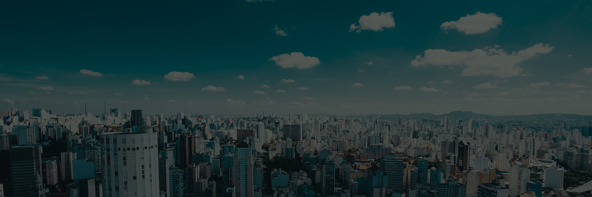 São Paulo City Background